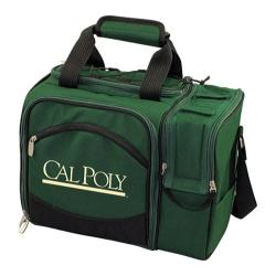 Picnic Time Malibu Cal Poly Mustangs Embroidered Hunter Green