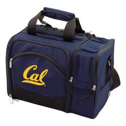 Picnic Time Malibu California Golden Bears Embroidered Navy