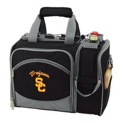 Picnic Time Malibu USC Trojans Embroidered Black