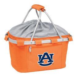 Picnic Time Metro Basket Auburn University Tigers Embroidered Orange