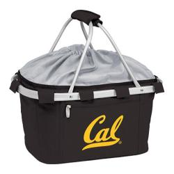 Picnic Time Metro Basket California Golden Bears Embroidered Black
