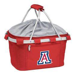Picnic Time Metro Basket University of Arizona Wildcats Emb Red