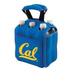 Picnic Time Six Pack California Golden Bears Blue