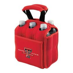 Picnic Time Six Pack Texas Tech Red Raiders Red