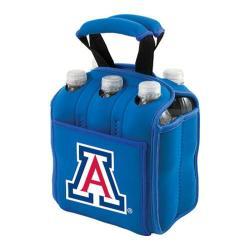 Picnic Time Six Pack University of Arizona Wildcats Blue