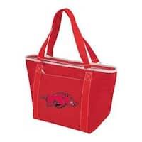 Picnic Time Topanga Arkansas Razorbacks Print Red