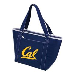 Picnic Time Topanga California Golden Bears Embroidered Navy