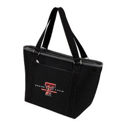 Picnic Time Topanga Texas Tech Red Raiders Embroidered Black