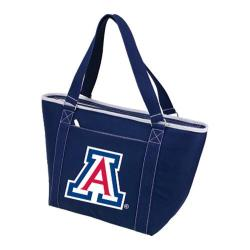 Picnic Time Topanga University of Arizona Wildcats Print Navy