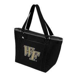 Picnic Time Topanga Wake Forest Demon Deacons Print Black