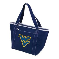Picnic Time Topanga West Virginia U Mountaineers Print Navy