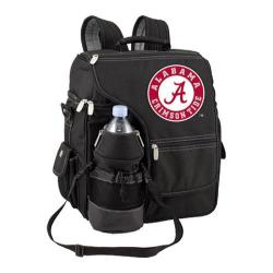 Picnic Time Turismo Alabama Crimson Tide Print Black