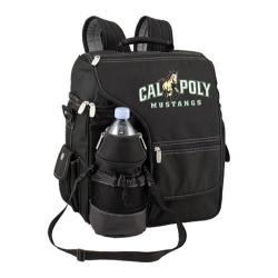 Picnic Time Turismo Cal Poly Mustangs Print Black