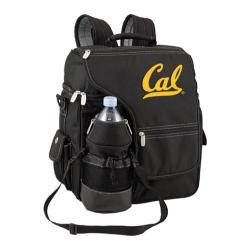 Picnic Time Turismo California Golden Bears Embroidered Black