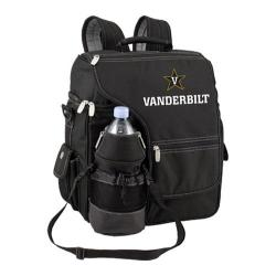 Picnic Time Turismo Vanderbilt University Commodores Print Black