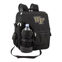 Picnic Time Turismo Wake Forest Demon Deacons Embroidered Black