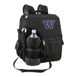 Picnic Time Turismo Washington Huskies Embroidered Black