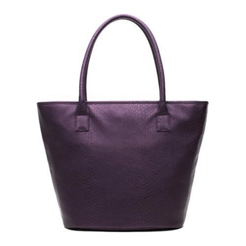 Women's Soapbox Bags Vineyard Shopper Tote Purple Croc