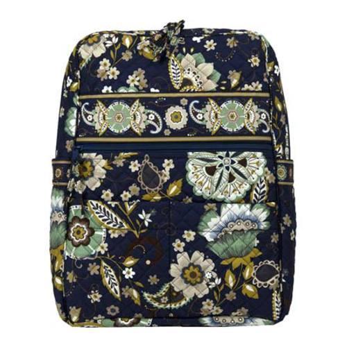 Women's Stephanie Dawn Large Backpack 10038 Indigo Garden