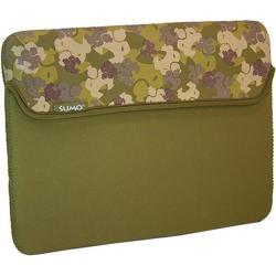 Sumo Camo Sleeve- Tablet/8.9in Green