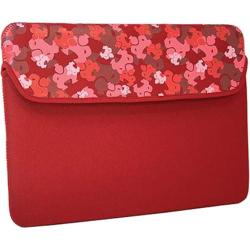 Sumo Camo Sleeve- Tablet/8.9in Red