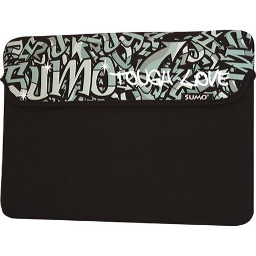 Sumo Graffiti Sleeve- Tablet/8.9in Black (One Size) #ME-S...