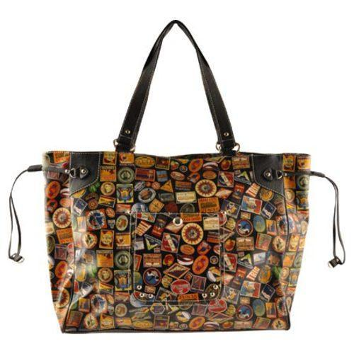 Women's Sydney Love Vintage Hotel Large Tote Vintage Hotel - Thumbnail 0