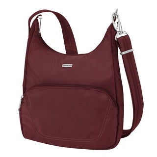 Travelon Anti-Theft Essential Crossbody Messenger Bag