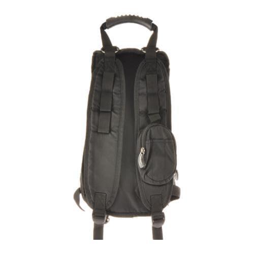 Vespa Basic Backpack Black