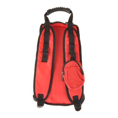 Vespa Basic Backpack Red