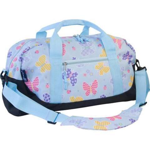Wildkin Butterfly Garden Kids' Duffel Bag