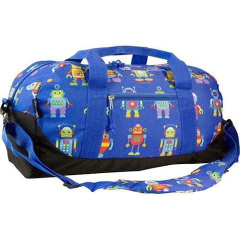 Wildkin Robots Kids' Duffel Bag