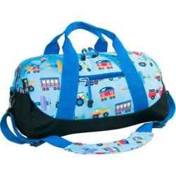 Wildkin Trains, Planes and Trucks Kids' Duffel Bag