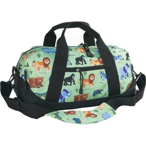 Shop Wildkin Wild Animals Kids  Duffel Bag - Free Shipping On Orders Over   45 - Overstock - 8073707 056225cac496d