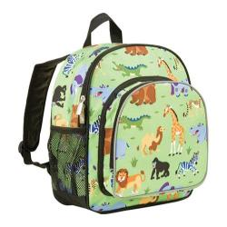 Wildkin Wild Animals Pack 'n Snack Backpack