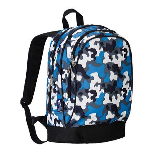 Wildkin Blue Camo 15 Inch Backpack