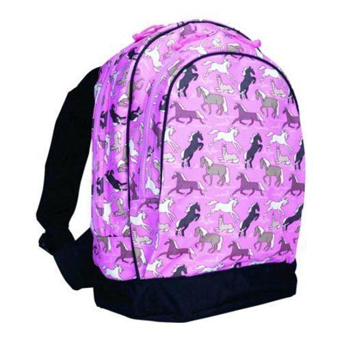 Wildkin Horses in Pink Sidekick Backpack