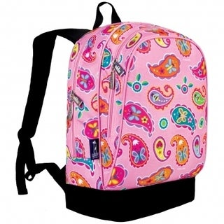 Olive Kids Paisley 15 Inch Backpack