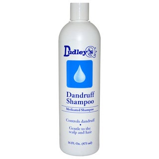 Dudley's Dandruff Medicated 16-ounce Shampoo