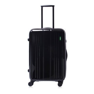 Lojel Superlative Expansive Polycarbonate 30-inch Large Upright Spinner Suitcase