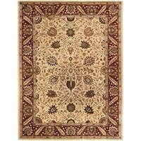 Safavieh Handmade Persian Legend Ivory/ Red Wool Rug - 8' x 10'