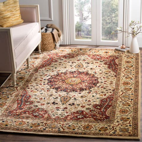 Safavieh Handmade Persian Legend Kimiya Traditional Oriental Wool Rug