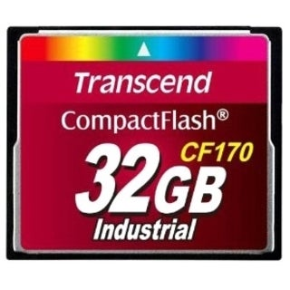 Transcend CF170 32 GB CompactFlash