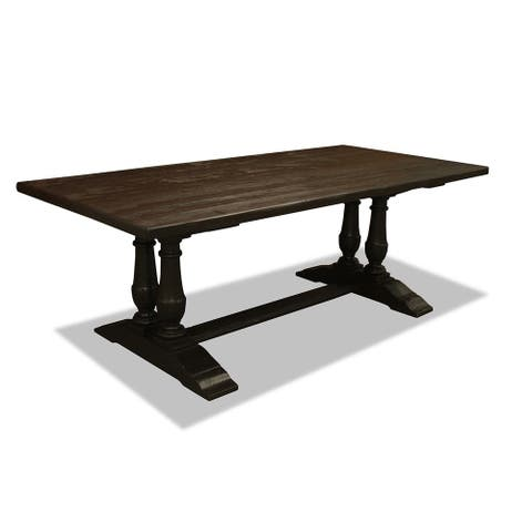 Capistrano Reclaimed Wood Rectangular Dining Table