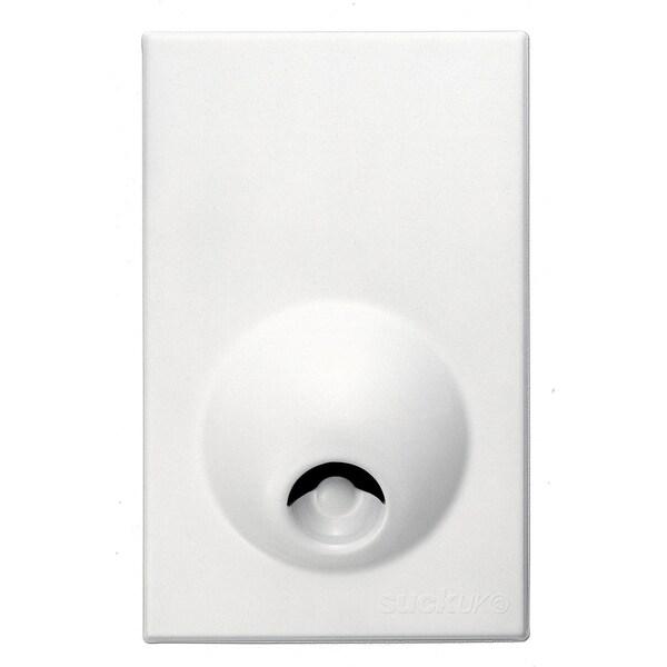 Suck UK White Bottle Opener Fridge Magnet