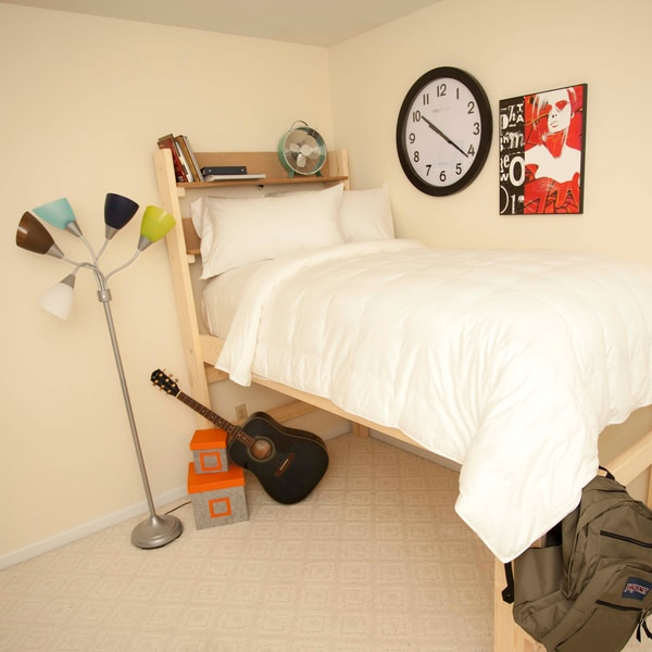 Dorm Ready Twin XL PrimaLoft Luxury Extra Warmth Down Alternative Comforter