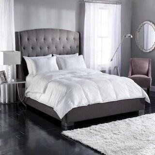 400 Thread Count Pima Cotton 650 Fill Power American White Down Comforter