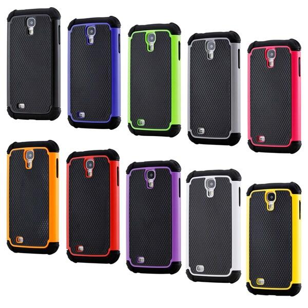 GEARONIC Samsung Galaxy S4 / SIV Hybrid Case