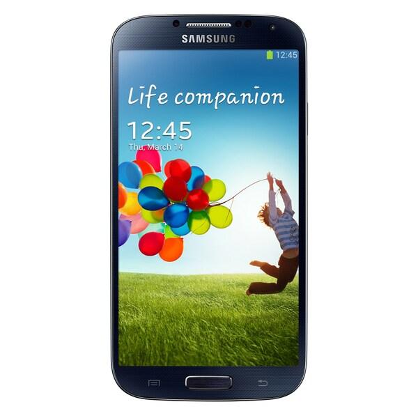 Samsung Galaxy S4 I9500 16GB Unlocked GSM Octa-Core Android Phone - Black
