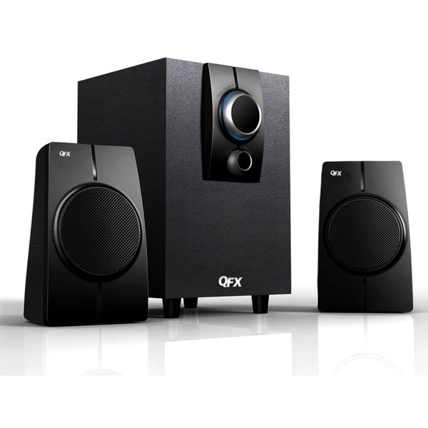 QFX BT-200 Bluetooth 2.1 Multimedia Channel Speaker